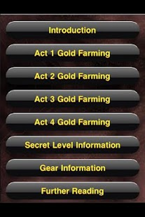 Diablo 3 Gold Farming Guide - screenshot thumbnail