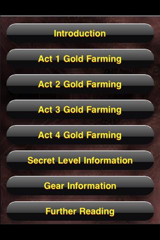 Diablo 3 Gold Farming Guide - screenshot