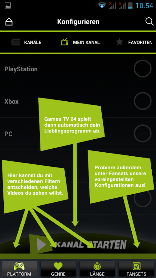 Games TV 24- screenshot