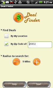 Deal Finder screenshot 0