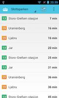 Screenshot of Trikken i Oslo (Gratis)