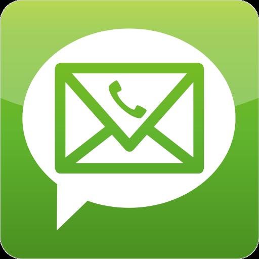 メールを送ると電話がかかる! 「電話メール」 ランチャー 通訊 App LOGO-APP試玩
