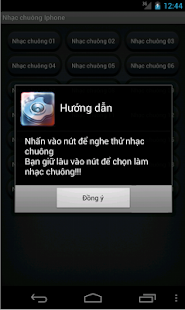 Nhac chuong Iphone - screenshot thumbnail