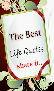 The Best Life Quotes - náhled