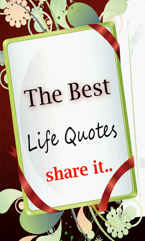 The Best Life Quotes - screenshot