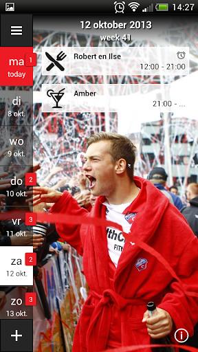 FC Utrecht Fancal