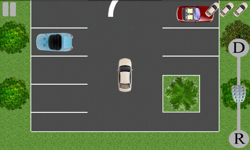Parking School - screenshot