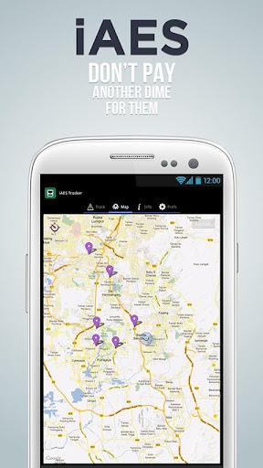 iAES Tracker BOOM