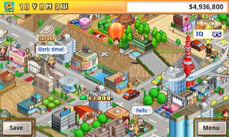 Venture Towns Screenshot 2