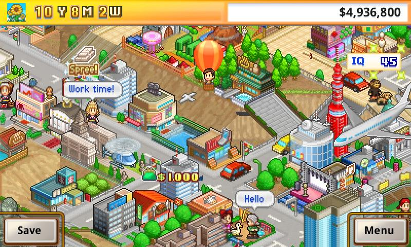 Venture Towns- screenshot