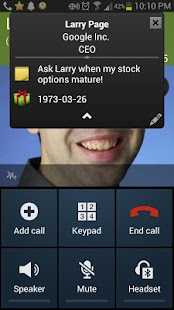 Contact Call Notes Free