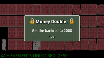 Screenshot of Ultimate BlackJack 3D FREE