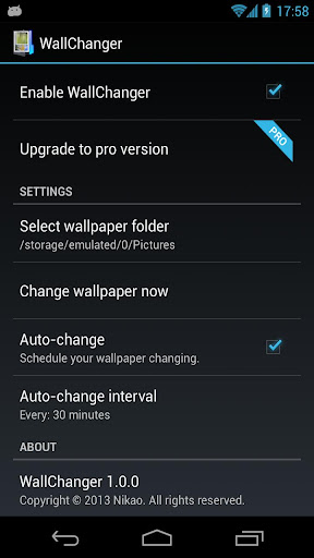 automatic wallpaper changer 3 - Android Apps on Google Play