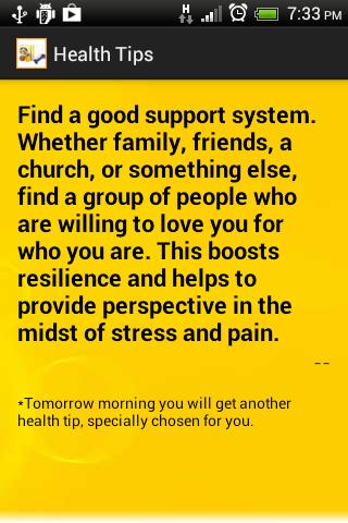 Life Health Tips Daily Free