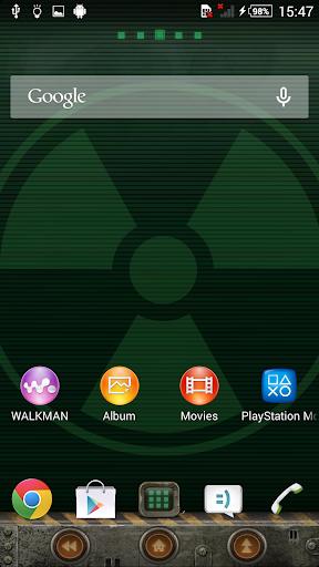 XPERIA™ Nuclear
