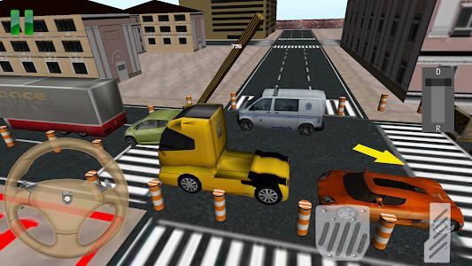 Truck Parking 3D v2.7