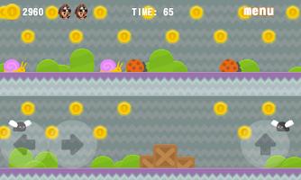 Screenshot of Super Max World