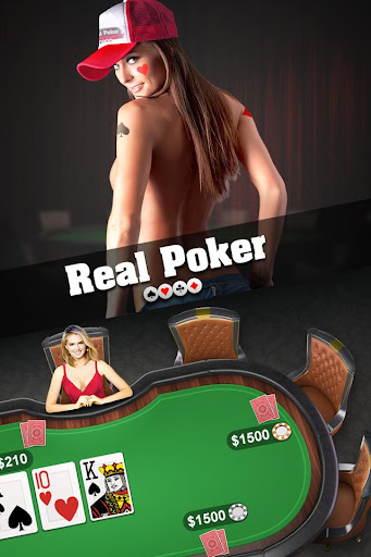 Real Poker -Texas Hold'em Game
