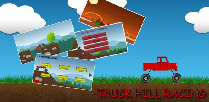 Truck Hill Racing HD1.7 apk