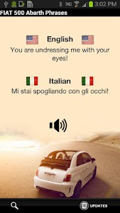 FIAT Italian Phrasebook screenshot 4
