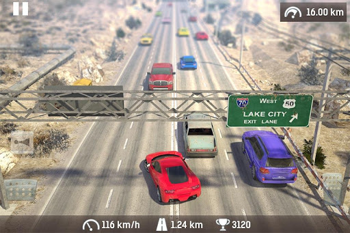 Traffic: Illegal Road Racing 5 v1.5 APK (Mod)