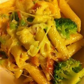 Country Pasta with Mozzarella.