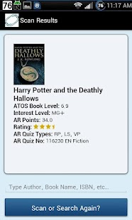 Top Speed BookSearch - screenshot thumbnail
