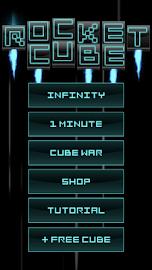 Rocket Cube Screenshot 1