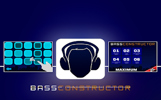 Screenshot of Bass - Dance Song Constructor