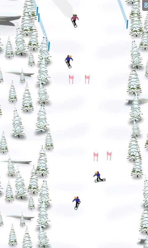 Alpine Boarder Lite- screenshot