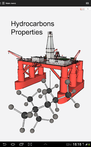 Hydrocarbons properties