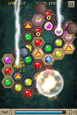 Jewels Legend- screenshot