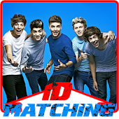 One Direction 1D Matching Game