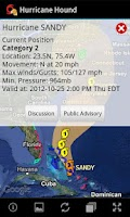 Screenshot of Hurricane Hound Free