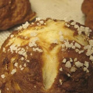 Pretzel Rolls (a.K.a. Laugen Broetchen) Recipe