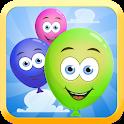 Balões bum-bum para crianças icon