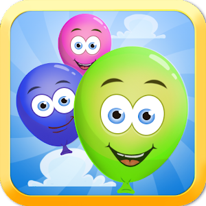 Boom-Boom Balloons for kids for PC and MAC