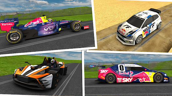 Red Bull Racers - screenshot thumbnail