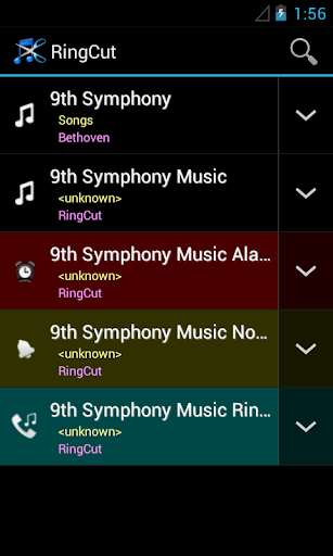 Ringcut - Ringtone Maker