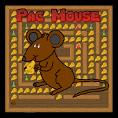 Pac Mouse Comecocos