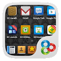 Abstract Go Luncher Theme icon