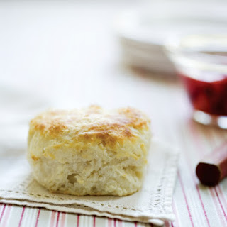 Homemade Biscuits .