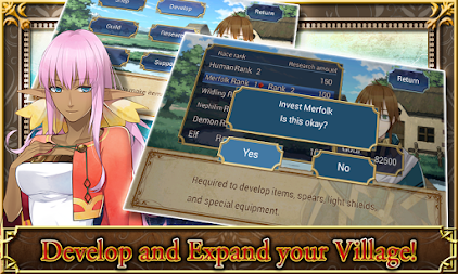 SRPG Legend of Ixtona APK screenshot thumbnail 4