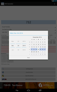 DVC Calculator- screenshot thumbnail