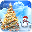 Christmas Live Wallpaper Pro icon