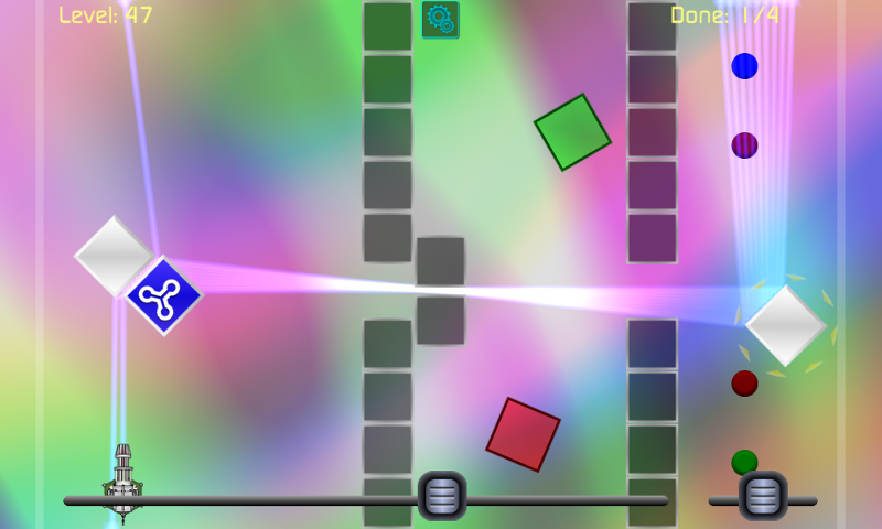 Laser Deflect Lite - screenshot