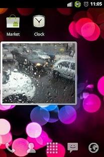 Slideshow Homescreen widget