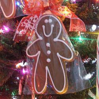 Gingerbread Men No Butter Recipes.