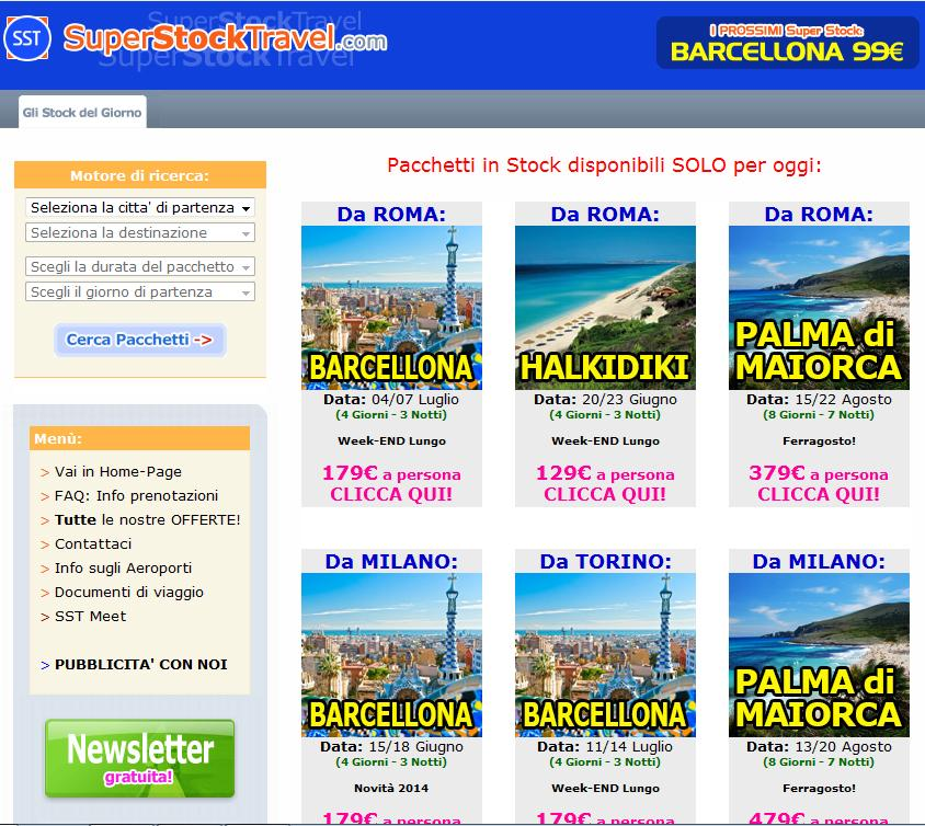 SuperStockTravel.com Official- screenshot