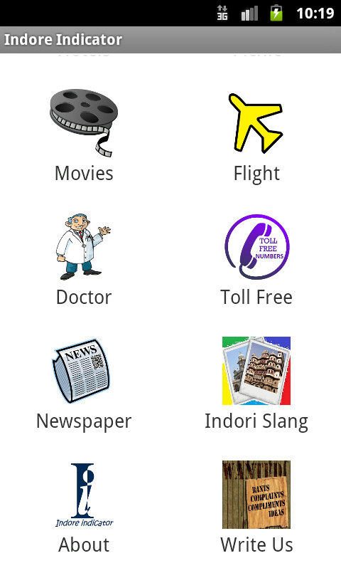 Indore Indicator Android Apps On Google Play